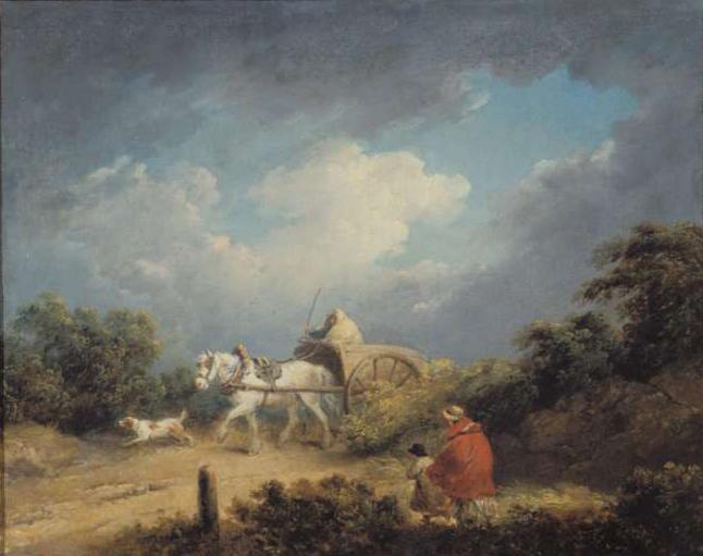 Paysages, tableaux. 40-mor10