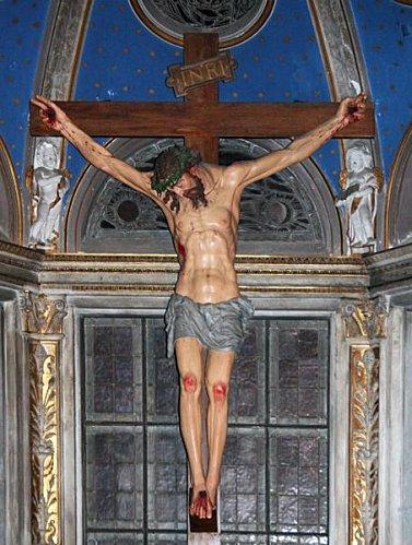 Crucifix 411k-r11