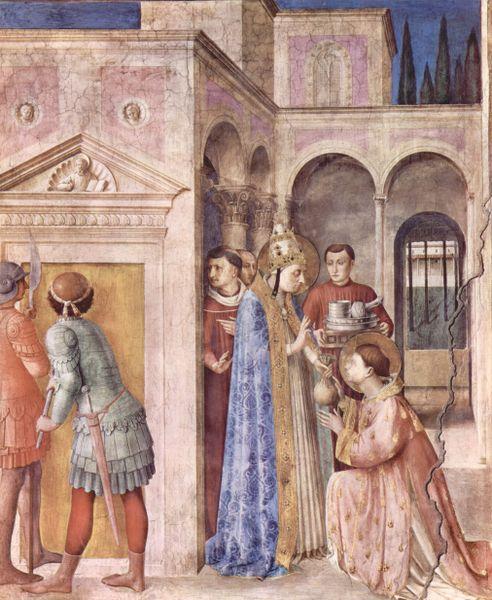 FRA ANGELICO -- Extrait des PAGES D'ART CHRÉTIEN du Père Abel Fabre. 492pxf10