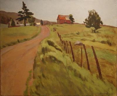 Paysages, tableaux. 616710