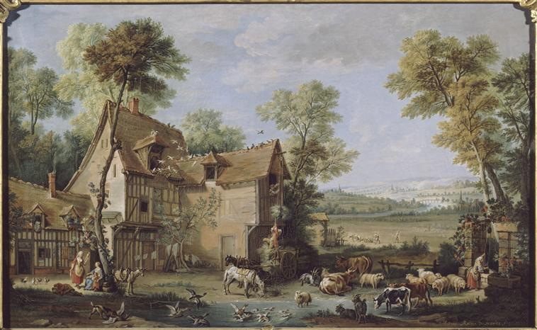 Paysages, tableaux. 89-00010