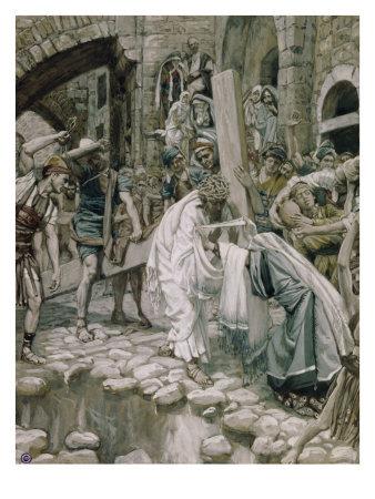 La Passion du Christ selon le peintre Tissot. A-holy10