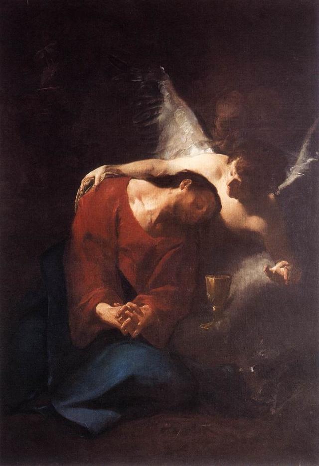 La Passion en image - Page 6 Christ14