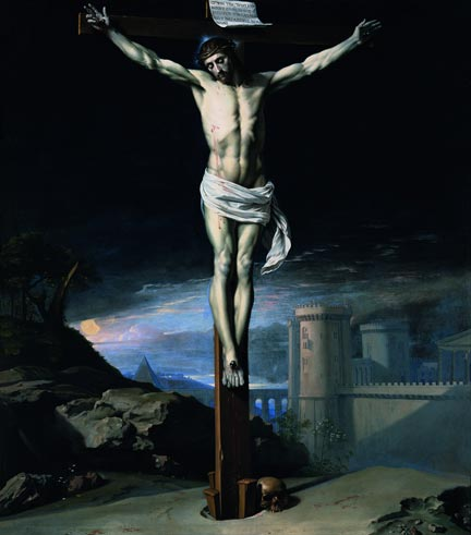 La Passion en image - Page 6 Christ17