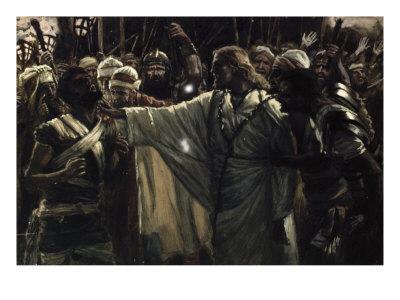 La Passion du Christ selon le peintre Tissot. Christ18
