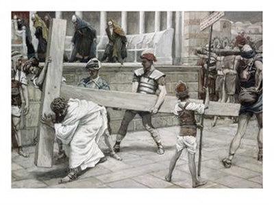 La Passion du Christ selon le peintre Tissot. Christ19
