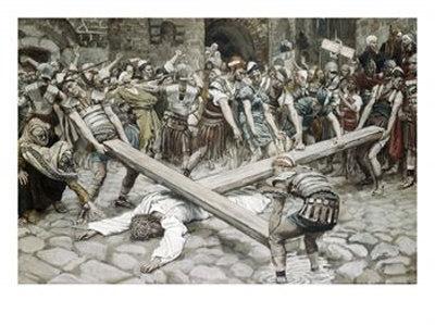 La Passion du Christ selon le peintre Tissot. Christ20