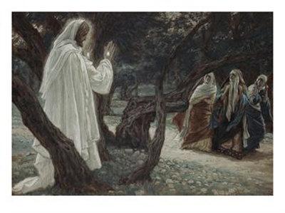 La Passion du Christ selon le peintre Tissot. Christ21