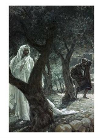 La Passion du Christ selon le peintre Tissot. Christ22