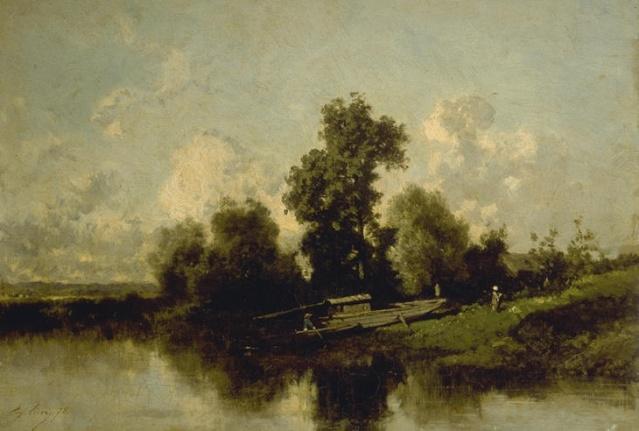 Paysages, tableaux. - Page 2 Ciceri10