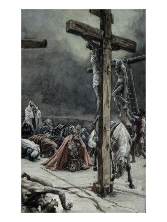 La Passion du Christ selon le peintre Tissot. Confes10