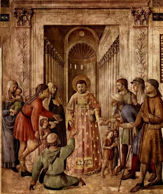 FRA ANGELICO -- Extrait des PAGES D'ART CHRÉTIEN du Père Abel Fabre. Fraang10