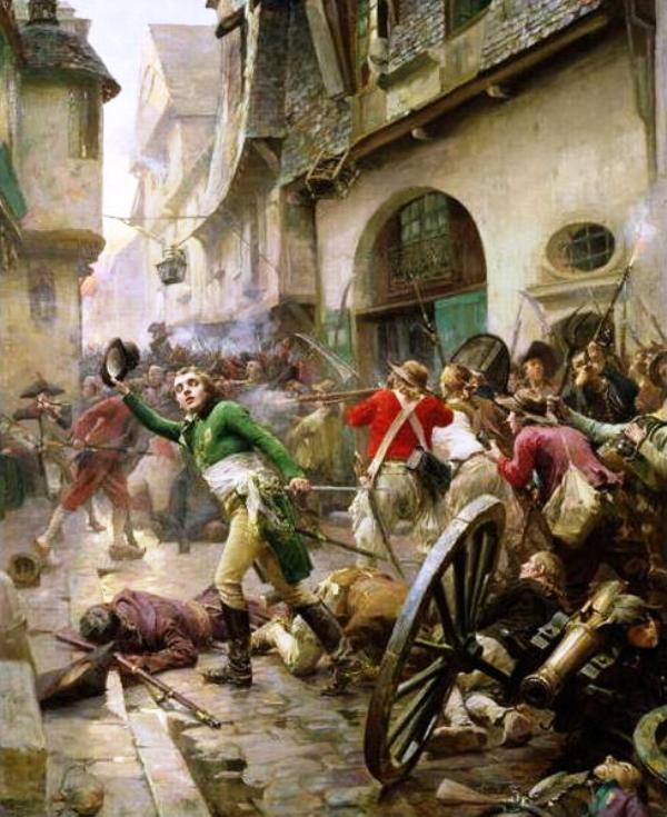 Un échappé DES MASSACRES de septembre Guerre11