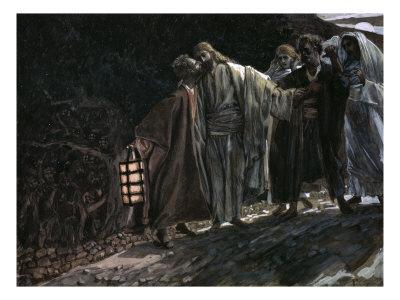 La Passion du Christ selon le peintre Tissot. Judas-10