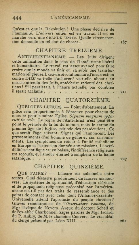 L'UNION DES ÉGLISES  ET  L'UNITÉ DE L'ÉGLISE - Mgr Paquet - 1919. Lamric12