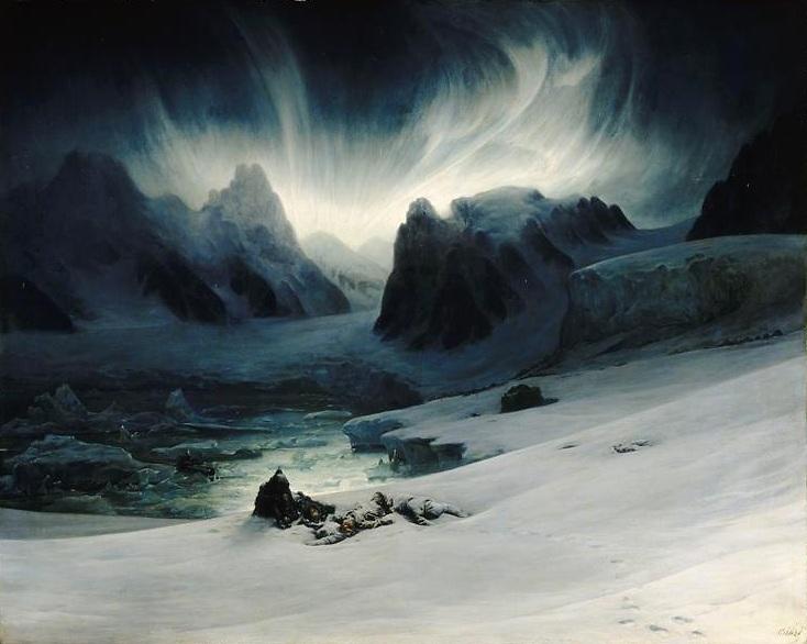 Paysages, tableaux. Magdal10