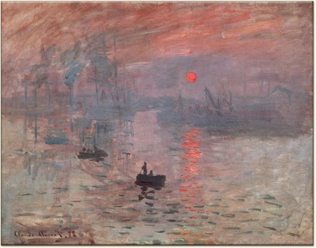 ANARCHIE DANS L'ART. - Page 3 Monet-12