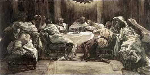 La Passion du Christ selon le peintre Tissot. Q_21_t12