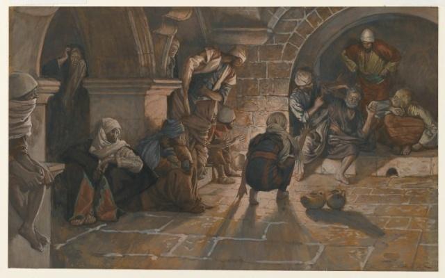 La Passion du Christ selon le peintre Tissot. Q_2iam10
