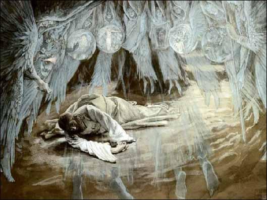 La Passion du Christ selon le peintre Tissot. Q_agon10
