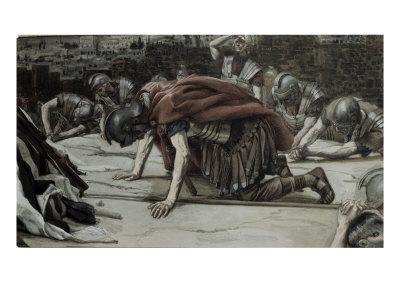 La Passion du Christ selon le peintre Tissot. R_le_c10