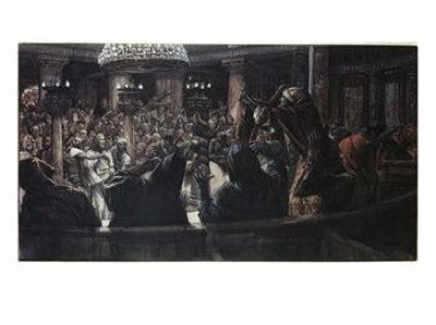 La Passion du Christ selon le peintre Tissot. The-hi10