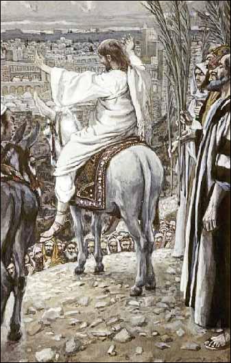 La Passion du Christ selon le peintre Tissot. Tissot11