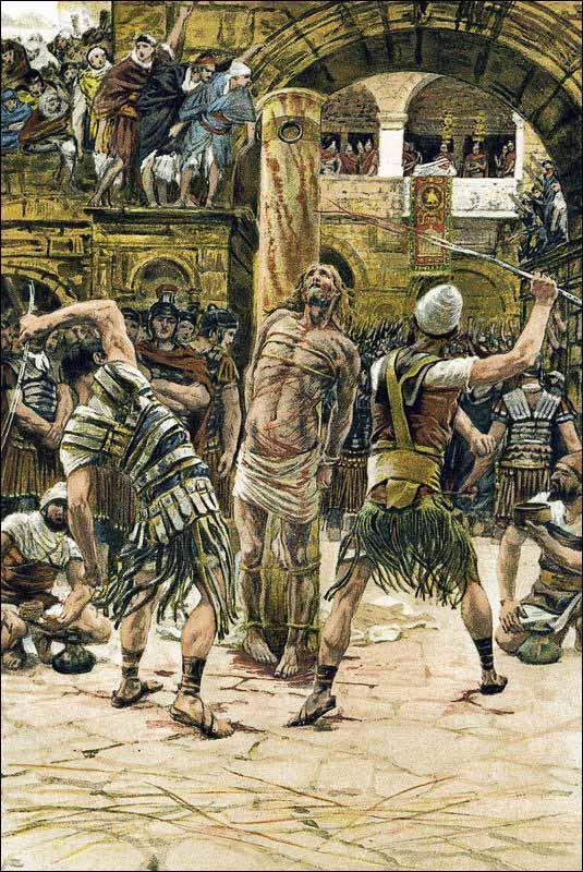 La Passion du Christ selon le peintre Tissot. Tissot12