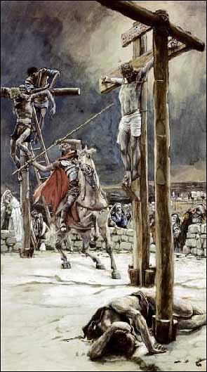 La Passion du Christ selon le peintre Tissot. Tissot16