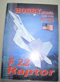 F-22 Raptor F-2210