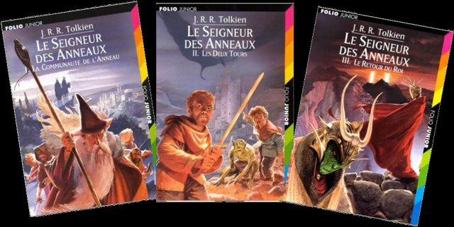 Tolkien JRR - La communauté de l'anneau - SDA T1 - Page 2 23236110
