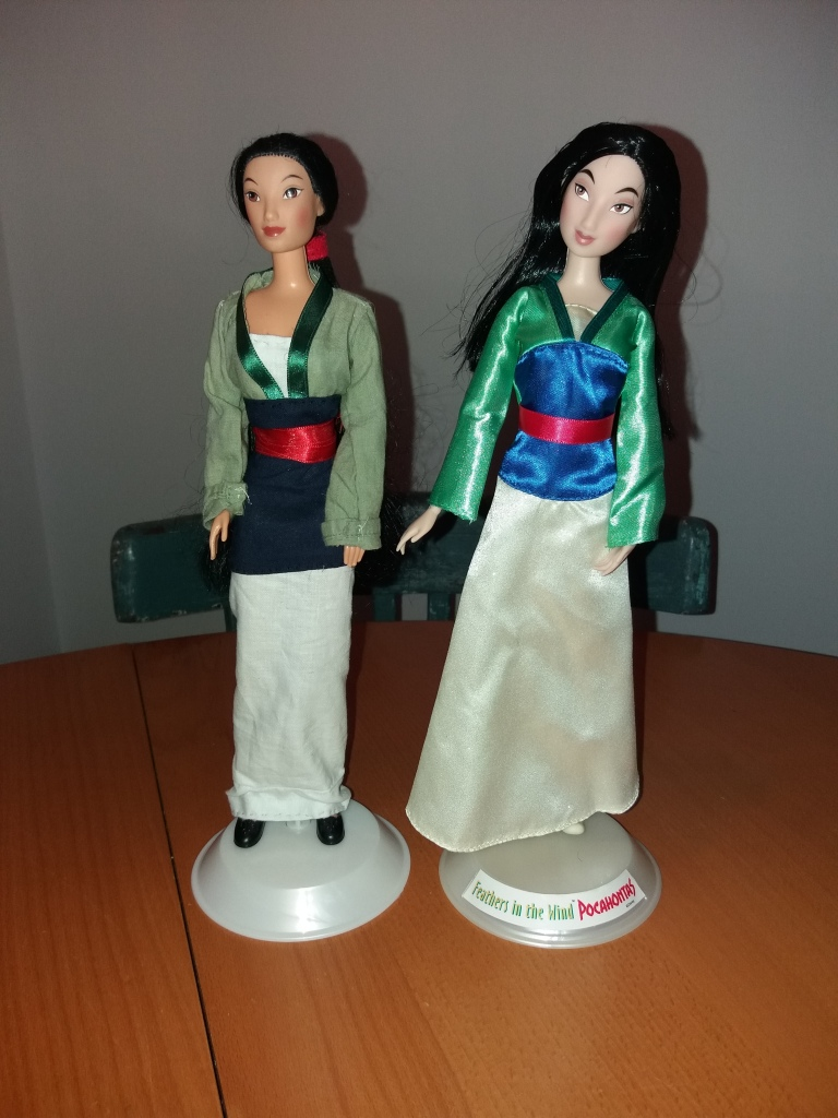 Mes poupées disney et autres - Page 3 20180316