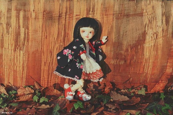 [Ai doll Raffy] Véga ♥ o(○`ω´○)9 - Forest walk bas p.5 15/01 - Page 5 Forest16