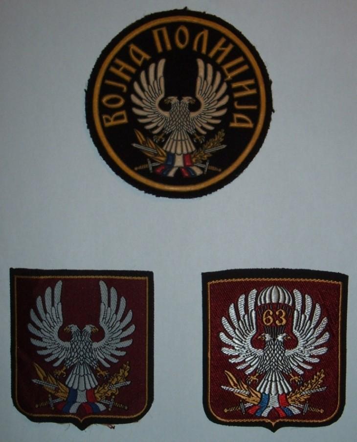 Vojska Jugoslavia patches Dscf1617