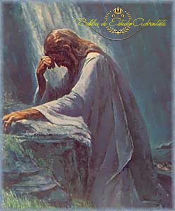 Jesucristo ora en el  getsemani Gethse11