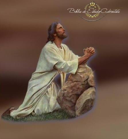 Jesucristo ora en el  getsemani Gethse14