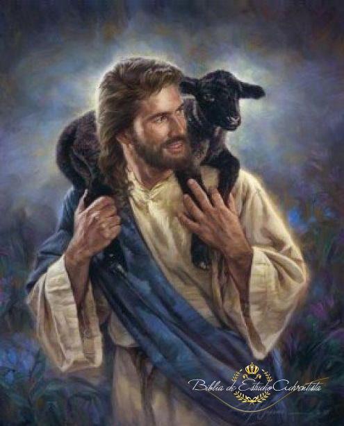 Jesus el buen pastor Jesus_34