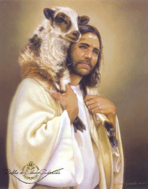 Jesus el buen pastor Jesus_36