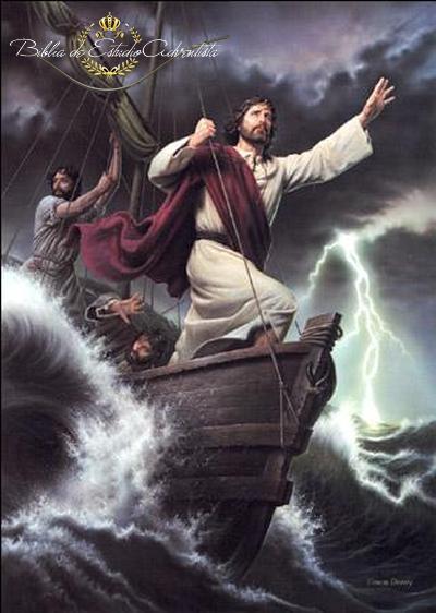 Jesus Calma la tormenta Jesus_53