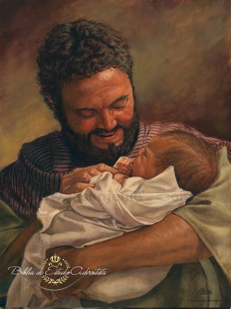 Jose y  el niño Jesus Jose_y10