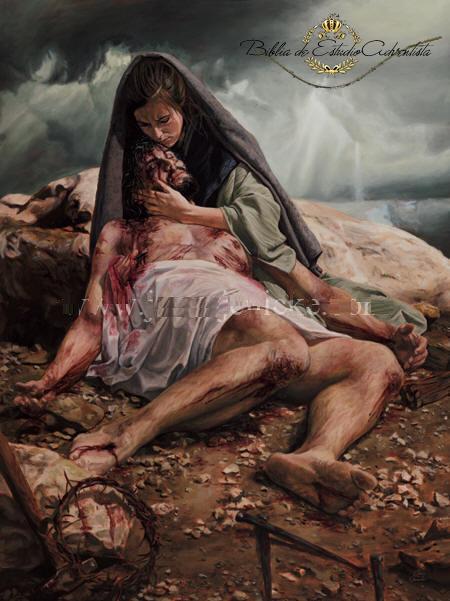 Muerte de Jesus Muerte10