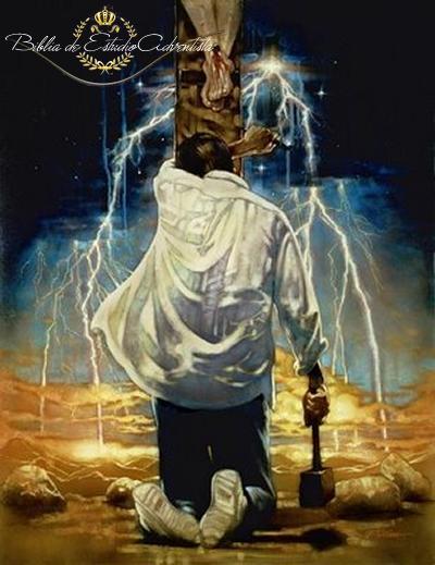 Perdonado ante la cruz de Cristo Perdon11