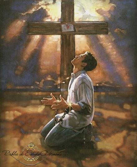 Perdonado ante la cruz de Cristo Perdon12