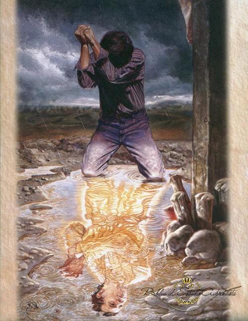 Perdonado ante la cruz de Cristo Perdon13