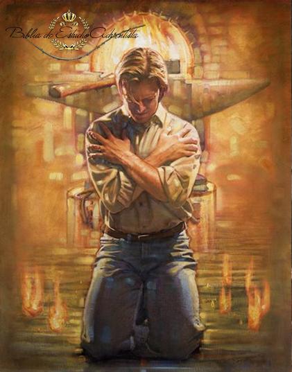 Perdonado ante la cruz de Cristo Perdon14