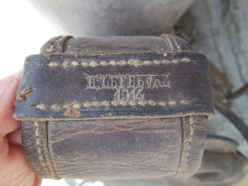 Sacoches de cavalerie 1914 ? 100_1113