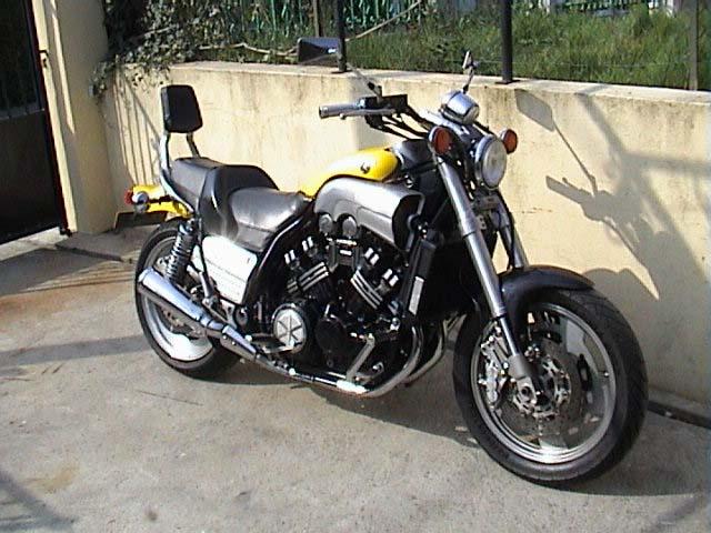 Fourche R1 ou 1100  gsxr Vmax_j10