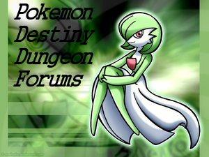 Pokemon Destiny Dungeon