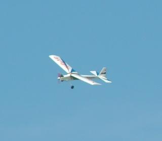Notre premier avion àmoteur à explosion Pict0049