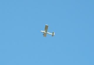Notre premier avion àmoteur à explosion Pict0052